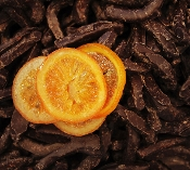 Orange Peel 1/4 Pound Bag